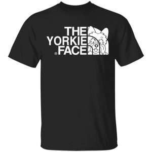 Yorkie T-Shirts, The Yorkie Face T-Shirts