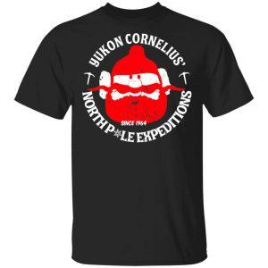 Yukon Cornelius North Pole Expeditions Yukon Cornelius T-Shirts
