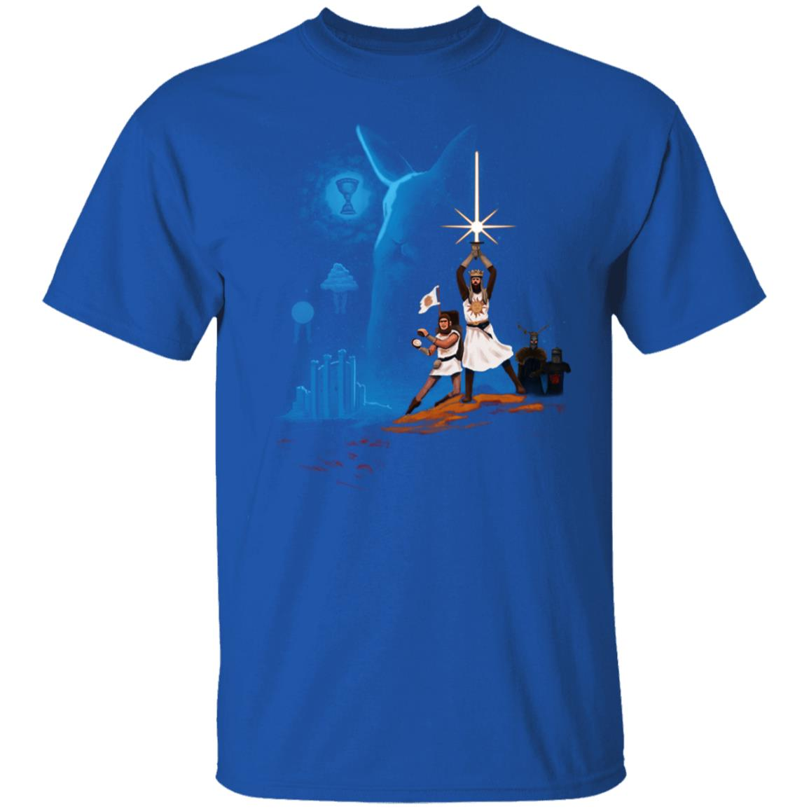 Monty python and the holy grail shirt