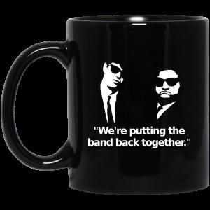 We're Putting The Band Back Together – Elwood Blues Mug