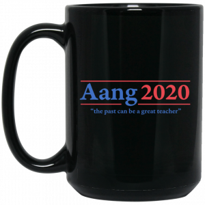 Avatar The Last Airbender Aang 2020 The Past Can Be A Great Teacher Mug