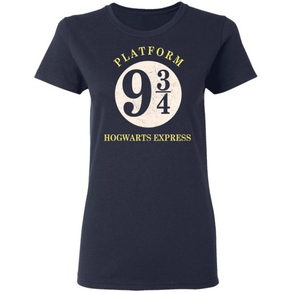 Platform 9 3/4 Hogwarts Express Harry Potter T-Shirts, Hoodies, Sweatshirt