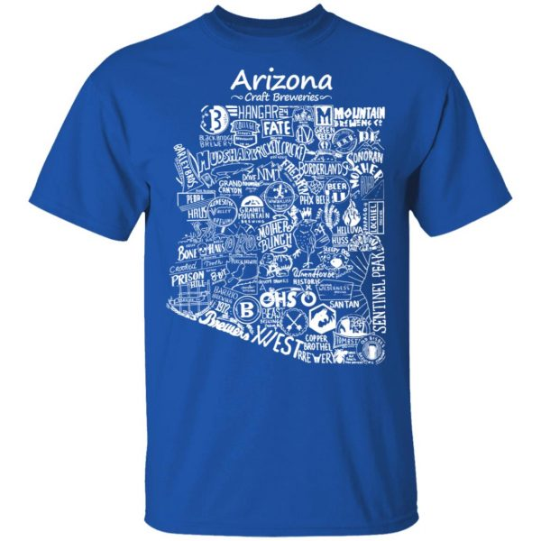 Arizona Craft Breweries T-Shirts, Hoodies, Sweatshirt