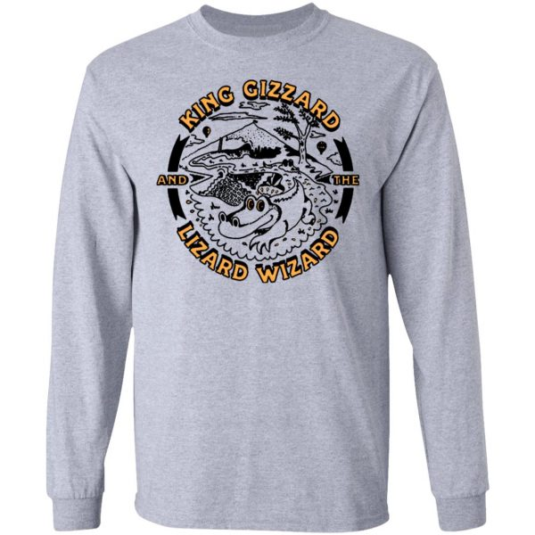King Gizzard And The Lizard Wizard Gators Vintage T-Shirts, Hoodies, Sweatshirt