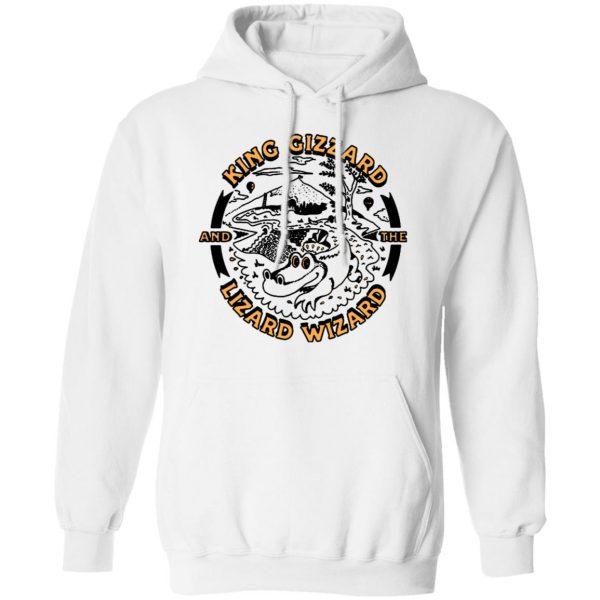 King Gizzard And The Lizard Wizard Gators Vintage T-Shirts, Hoodies, Sweatshirt