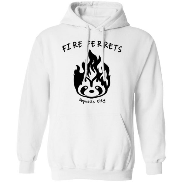 Fire Ferrets Republic City T-Shirts, Hoodies, Sweatshirt
