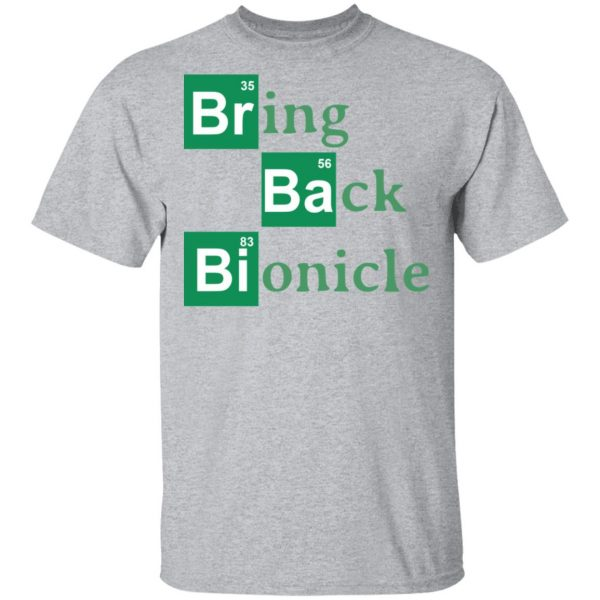 Bring Back Bionicle T-Shirts, Hoodies, Sweatshirt