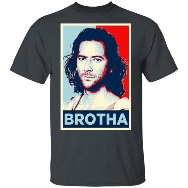 Desmond Hume Lost Brotha T-Shirts, Hoodies, Sweatshirt Apparel 4