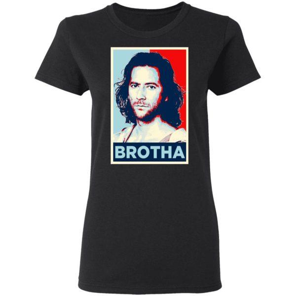 Desmond Hume Lost Brotha T-Shirts, Hoodies, Sweatshirt Apparel 7