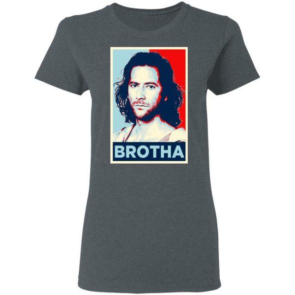 Desmond Hume Lost Brotha T-Shirts, Hoodies, Sweatshirt Apparel 8
