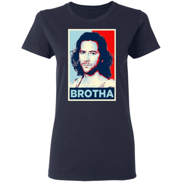 Desmond Hume Lost Brotha T-Shirts, Hoodies, Sweatshirt Apparel 9