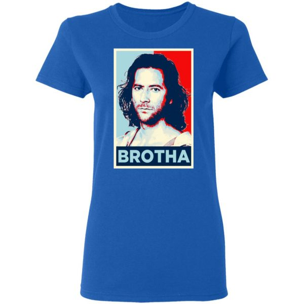 Desmond Hume Lost Brotha T-Shirts, Hoodies, Sweatshirt Apparel 10