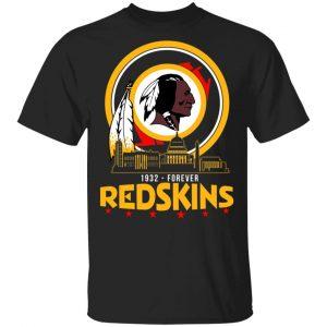 Washington Redskins 1932 Forever Redskins City T-Shirts, Hoodies, Sweatshirt