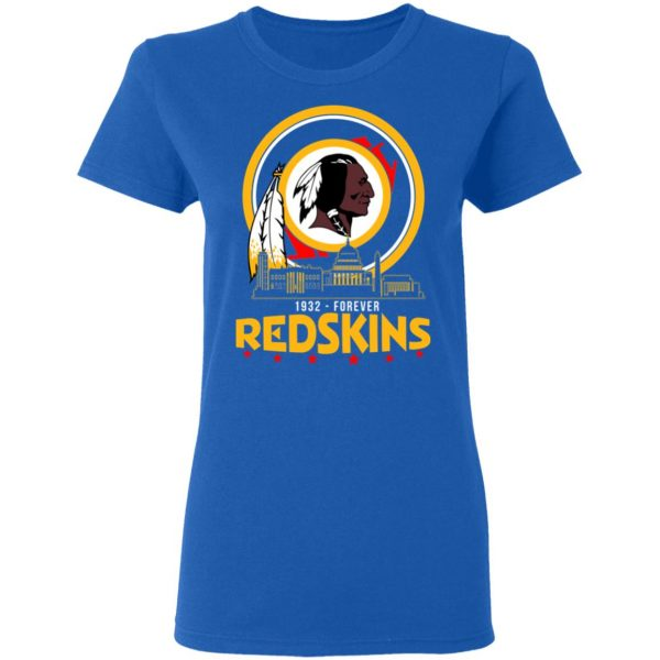 Washington Redskins 1932 Forever Redskins City T-Shirts, Hoodies, Sweatshirt