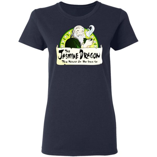 The Jasmine Dragon Tea House Of Ba Sing Se T-Shirts, Hoodies, Sweatshirt