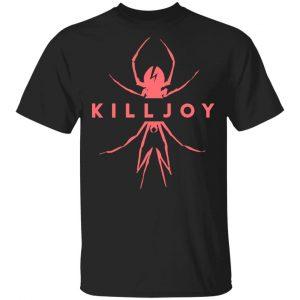 Killjoy Spider Danger Days My Chemical Romance Album T-Shirts, Hoodies, Sweatshirt