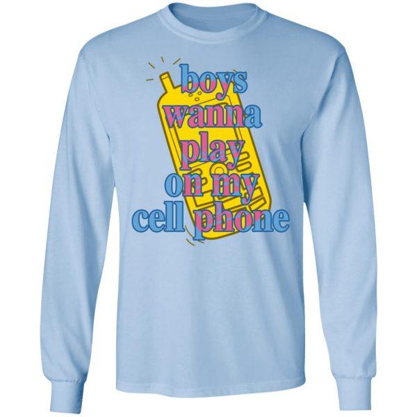 Boy Wanna Play On My Cell Phone Brockhampton T-Shirts, Hoodies, Sweatshirt