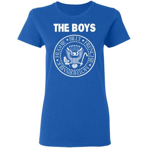 The Boys Hughie Billy Frenchie Mother's Milk T-Shirts, Hoodies, Sweatshirt Apparel 10
