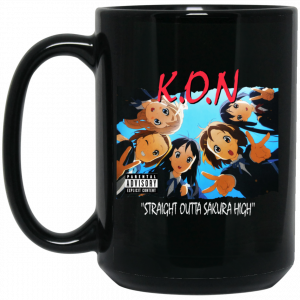 K.O.N Straight Outta Sakura High Mug