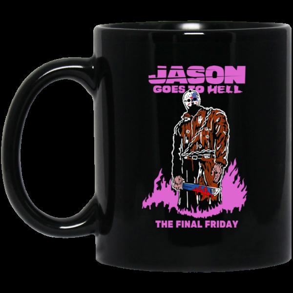 Jason Goes To Hell The Final Friday Mug Coffee Mugs 3