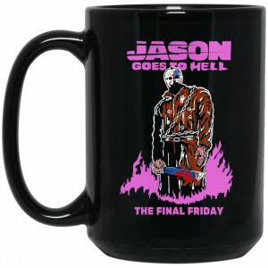 Jason Goes To Hell The Final Friday Mug