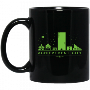 Achievement Hunter Achievement City Est 2012 Mug