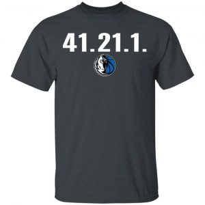 41.21.1 Dallas Mavericks T-Shirts, Hoodies, Sweatshirt