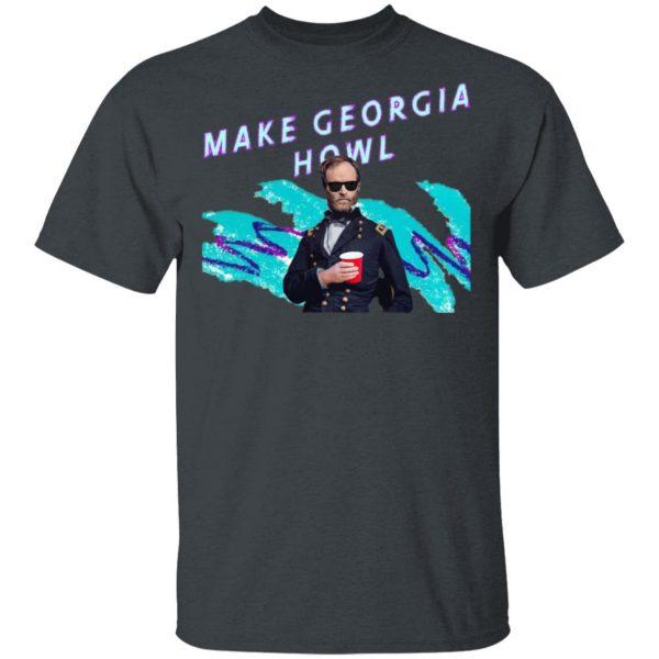 William Tecumseh Sherman Make Georgia Howl T-Shirts, Hoodies, Sweater