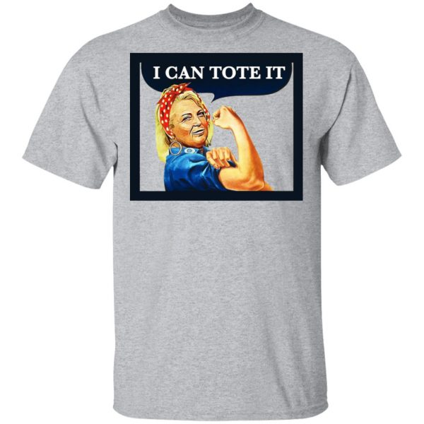 90 Day Fiance Angela I Can Tote It T-Shirts, Hoodies, Sweater Apparel 5