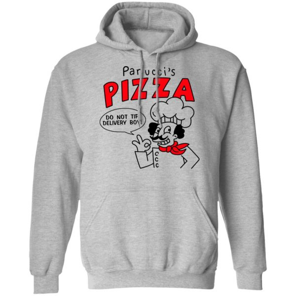 Panucci's Pizza Do Not Tip Delivery Boy T-Shirts, Hoodies, Sweater