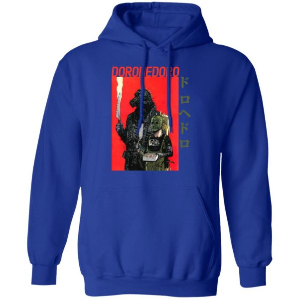 Dorohedoro Kaiman T-Shirts, Hoodies, Sweater