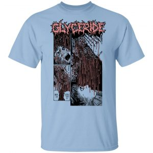 Junji Ito Glyceride T-Shirts, Hoodies, Sweater