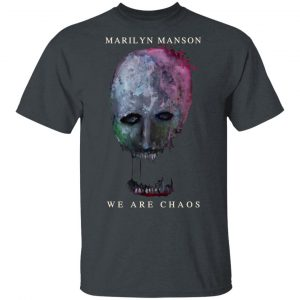 Marilyn Manson We Are Chaos T-Shirts, Hoodies, Sweater