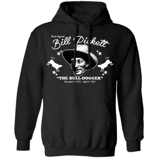 Bill Pickett The Bull-Dogger T-Shirts, Hoodies, Sweater