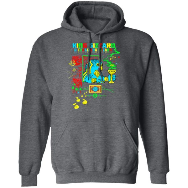 King Gizzard And The Lizard Wizard T-Shirts, Hoodies, Sweater