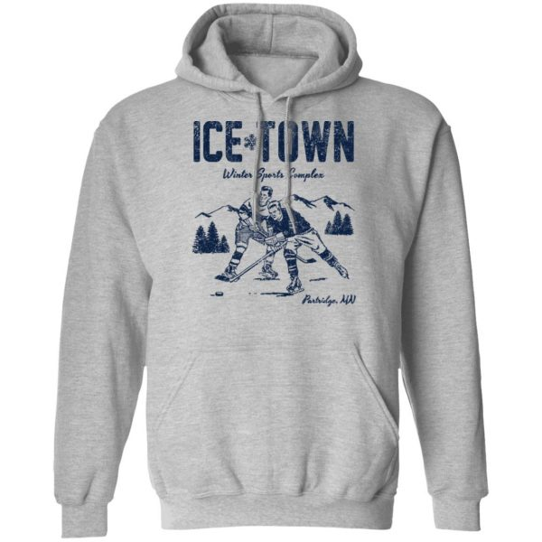 Ice Town Winter sport complex T-Shirts, Hoodies, Sweater
