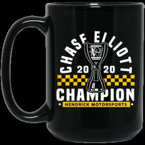Chase Elliott 2020 Champion Hendrick Motorsports 11 15 oz Mug
