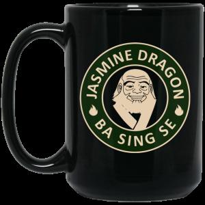 Jasmine Dragon Ba Sing Se Avatar Uncle #Iroh 11 15 oz Mug