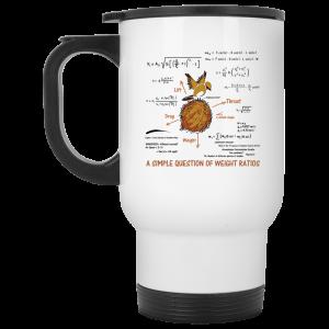 A Simple Question Of Weight Ratios Funny Math Teacher 11 15 oz Mug
