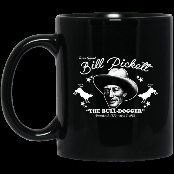 Bill Pickett The Bull-Dogger 11 15 oz Mug Coffee Mugs 3