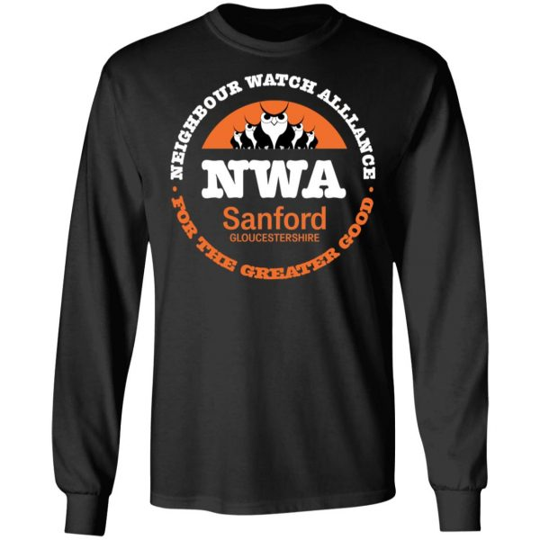 NWA Neighbourhood Watch Alllance For The Greater Good T-Shirts, Hoodies, Sweater
