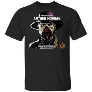 Black River Presidents Arthur Morgan Undead Collectors Edition T-Shirts, Hoodies, Sweater