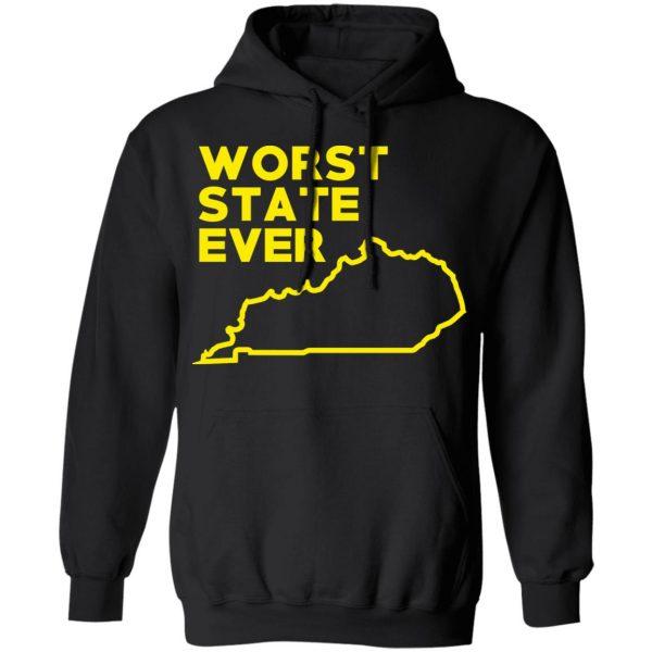 Kentucky Worst State Ever T-Shirts, Hoodies, Sweater Apparel 12