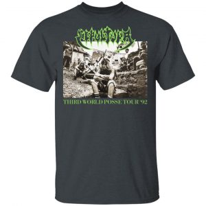 Sepultura Third World Posse Tour 92 T-Shirts, Hoodies, Sweater