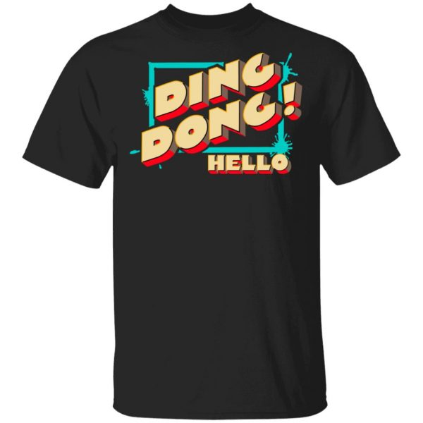 Ding Dong Hello Bayley T-Shirts, Hoodies, Sweater Apparel 3