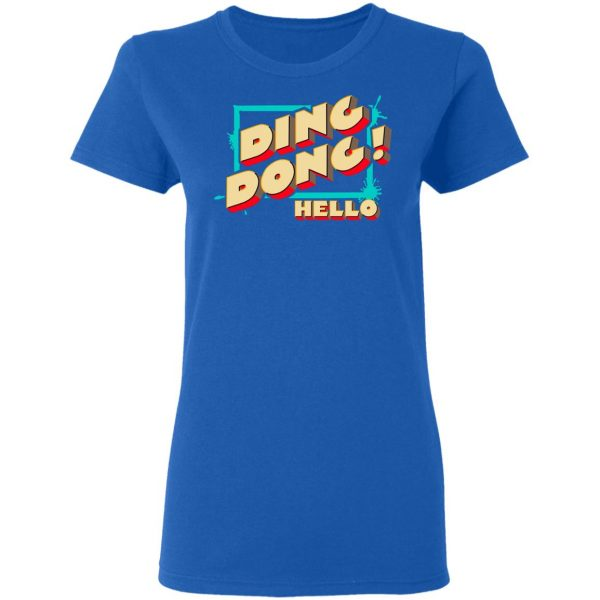 Ding Dong Hello Bayley T-Shirts, Hoodies, Sweater Apparel 10
