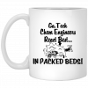I've Never Lost I've Just Been A Little Behind When Time Ran Out Mug Coffee Mugs
