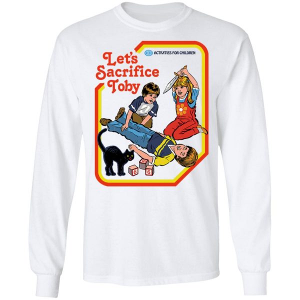 Let's Sacrifice Toby T-Shirts, Hoodies, Sweater Apparel 10