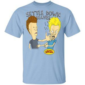 Beavis And Butt-Head Settle Down Beavis T-Shirts, Hoodies, Sweater Apparel
