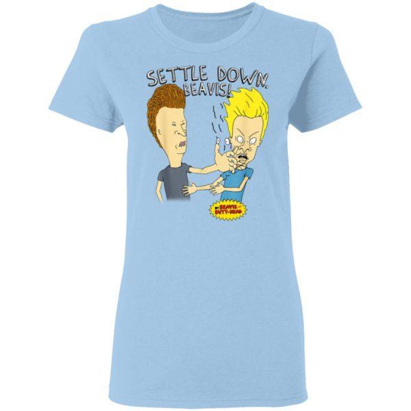 Beavis And Butt-Head Settle Down Beavis T-Shirts, Hoodies, Sweater Apparel 6